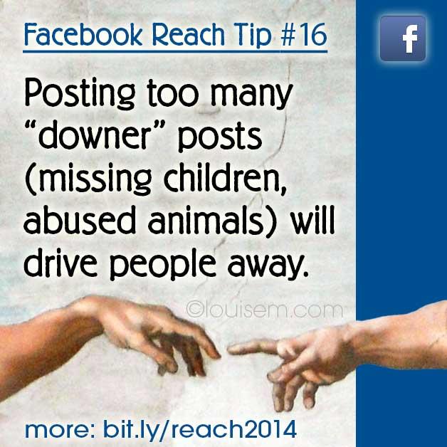Increase Facebook Reach Tips 16