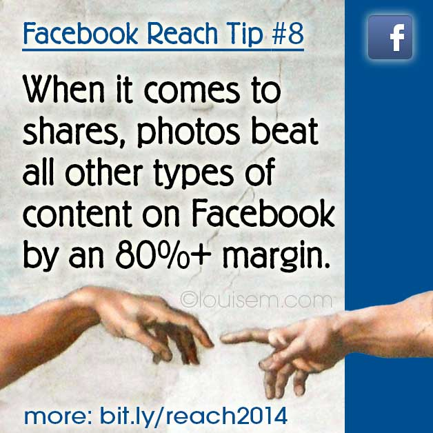 Facebook Photos Get More Shares Than Any Other Posts