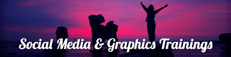 Social Media Marketing & Graphics Trainings