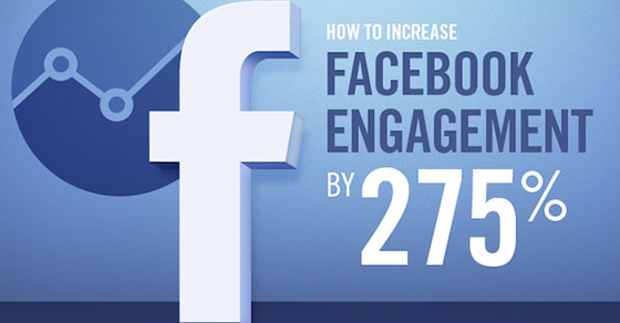 How to Increase Facebook Engagement by 275%