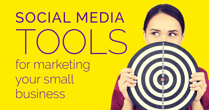 BEST social media and visual marketing tools for small businesses, bloggers, and entrepreneurs. DIY graphics, done-for-you, scheduling, strategy, training