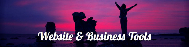 Website & Business Tools