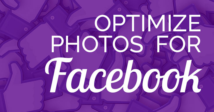 How to Optimize Photos for Facebook banner