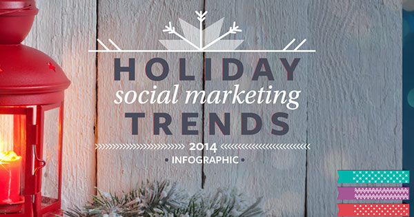 Planning your holiday marketing yet? This infographic will help! Check it out to see how social media will drive sales this holiday season.
