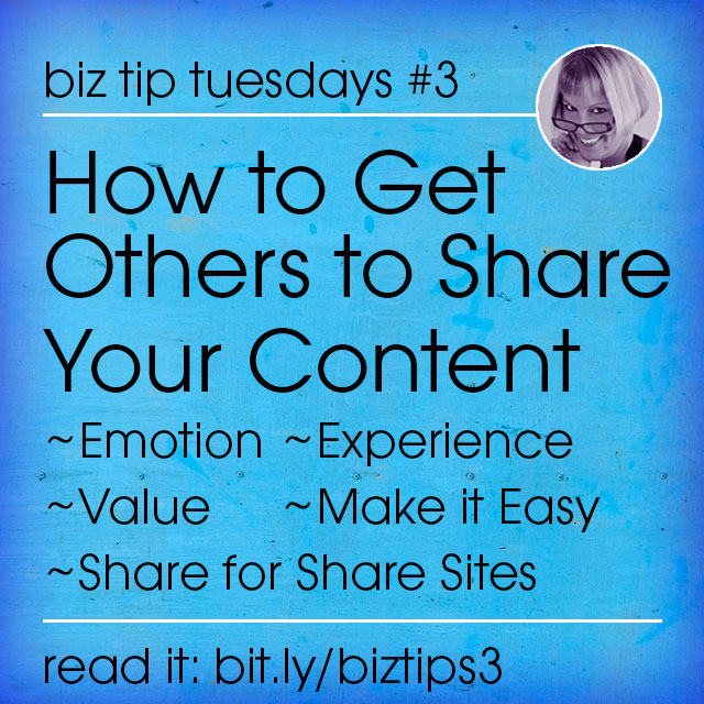 5 Ways to Get People to Share Your Content Everywhere!