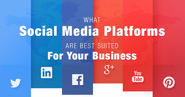 What social media sites are best for business?