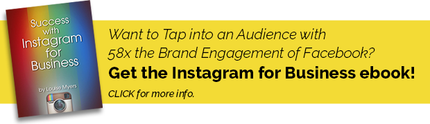 Want to Tap into an Audience with 58x the Brand Engagement of Facebook? Try Instagram for Business!