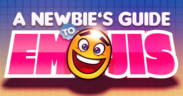 Emoji Guide for Newbies banner