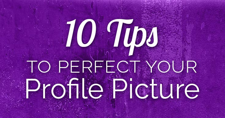 How's your Instagram profile picture? It's gained prominence online. You'll want to ensure that ALL your profile pics are at their best with these tips!