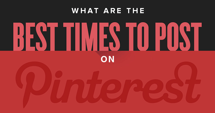 Wondering the best time to pin on Pinterest? It's an important platform for website traffic, so you'll want to time your pins right. Check the infographic!