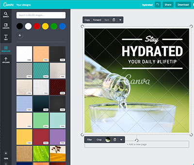 5 Steps to Great Graphics with Canva: Step 2