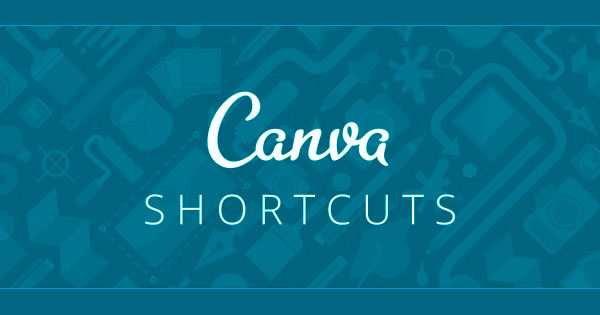 Canva is pretty fast for making graphics - but would you like to know how to use Canva even faster? Check out the keyboard shortcuts on this infographic!