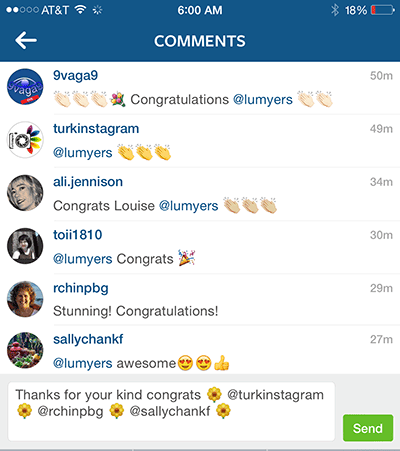 Instagram comments may be blocked for multiple tags, among other reasons. See post for details.