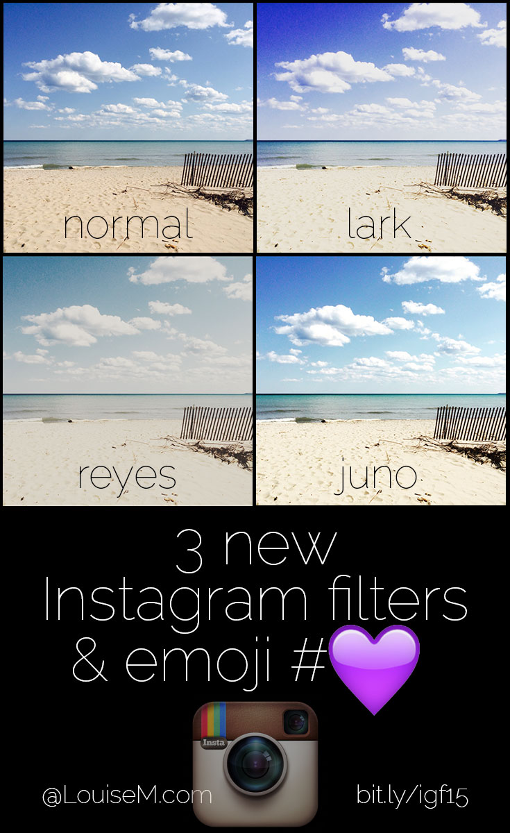 New instagram filters enhance your photos and creativity seen the new instagram filters with the great response to the ones added in 2014 ccuart Image collections