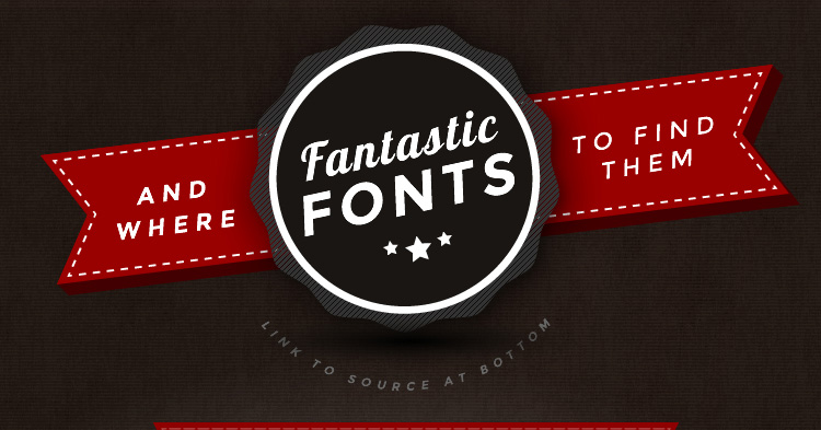 Want to download free fonts that are clean, classy, and contemporary? Find them here, plus a cool infographic that shows you ideas on how to use them!