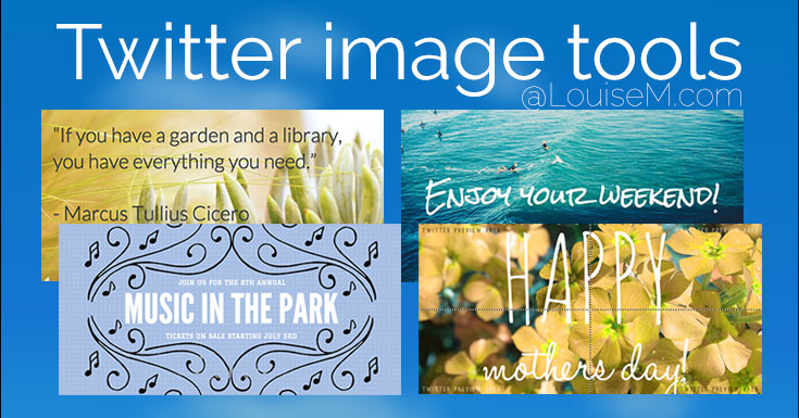 Top Twitter Image Tools for Fast and Fabulous Graphics