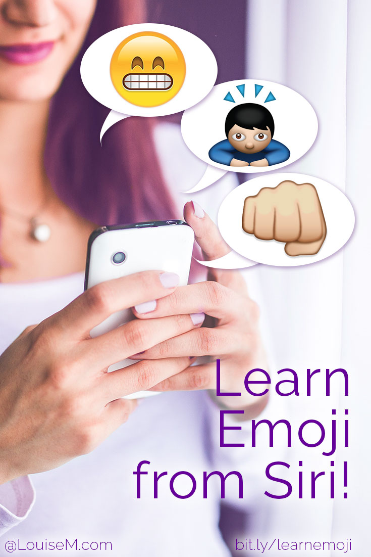 Need to learn emoji meanings? If you have an iPhone, you're in luck! Siri will teach you. Here's how to set it up.