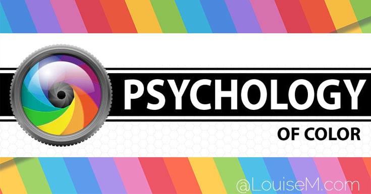 Psychology of Color in Marketing: Infographic