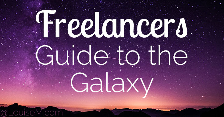 Freelancer Guide to the Galaxy: 9 Steps to Success