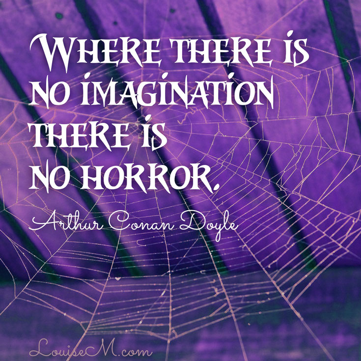 Make engaging visual content with these Halloween quotes and photos I've collected for you! Here are 31 short quotes and 13 simple Halloween photos - perfect for picture quotes! Plus links to instructions and fonts.