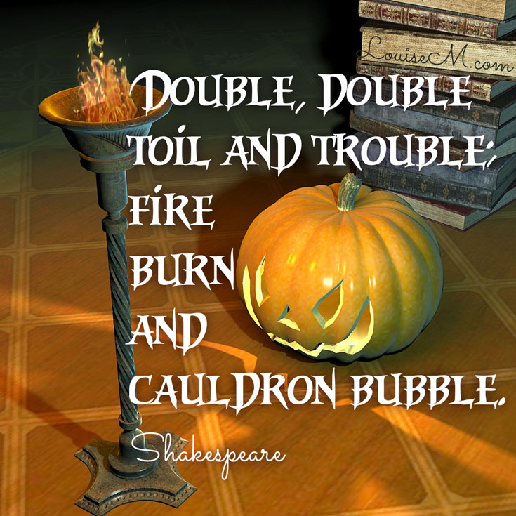Make Halloween memes with the quotes and FREE photos on the website!