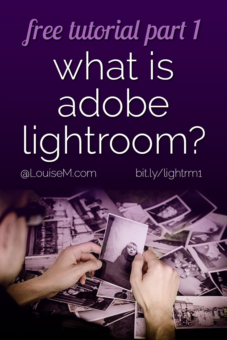 FREE 6part Adobe Lightroom tutorial! In this guide, you'll learn all of the basics to get started editing photos in Adobe Lightroom, and make your photos look amazing!