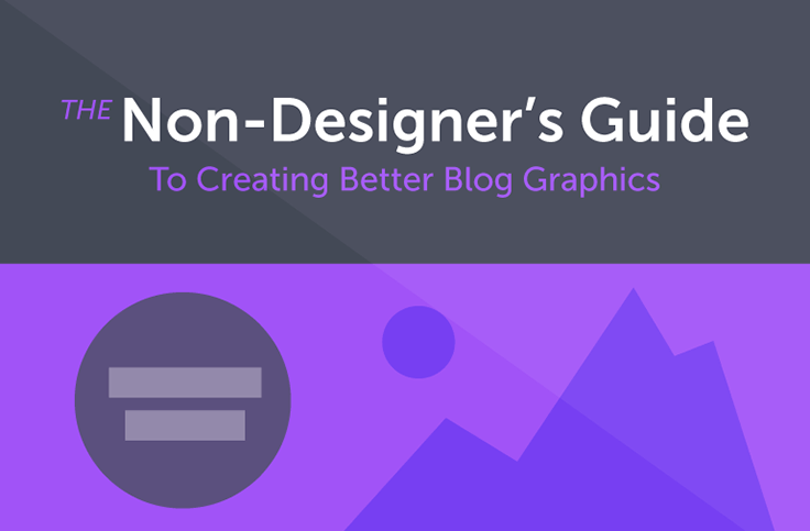 How can you make the best blog graphics? Here are 4 easy steps on an infographic you can pin and save for later. A quick start to rocking your blog graphics!