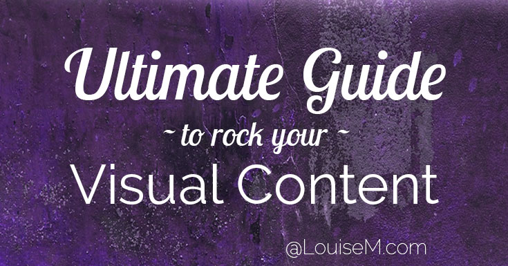 Ultimate Guide to Visual Content graphic