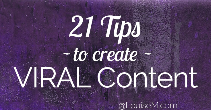 How to Create Viral Content People Can't Wait to Share [infographic]