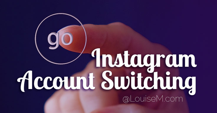 Easily Manage Multiple Instagram Accounts with Account Switching