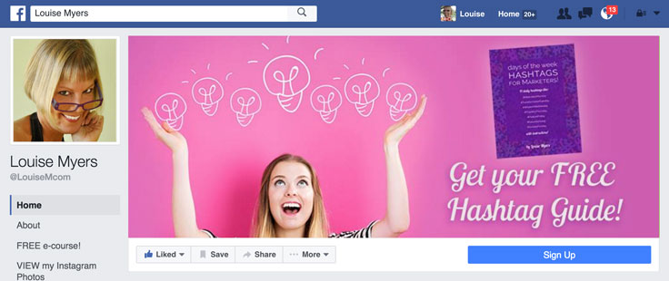 Facebook Page changes Summer 2016: No more type or profile picture overlays on the cover photo!