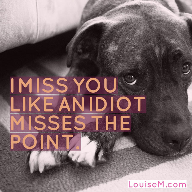 Adobe Post for Quote Graphics (FREE!): I miss you like an idiot misses the point.