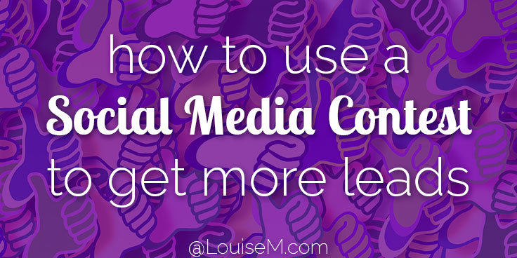 How to Use a Social Media Contest To Get More Leads