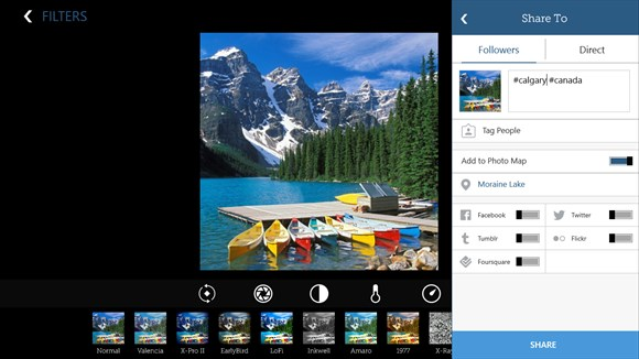 A Windows10-only option for scheduling posts to Instagram is InstaPic