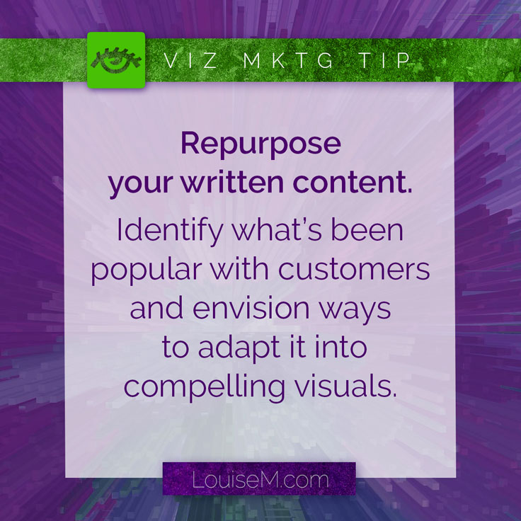 To make kick-ass Facebook content, repurpose your best blog posts!