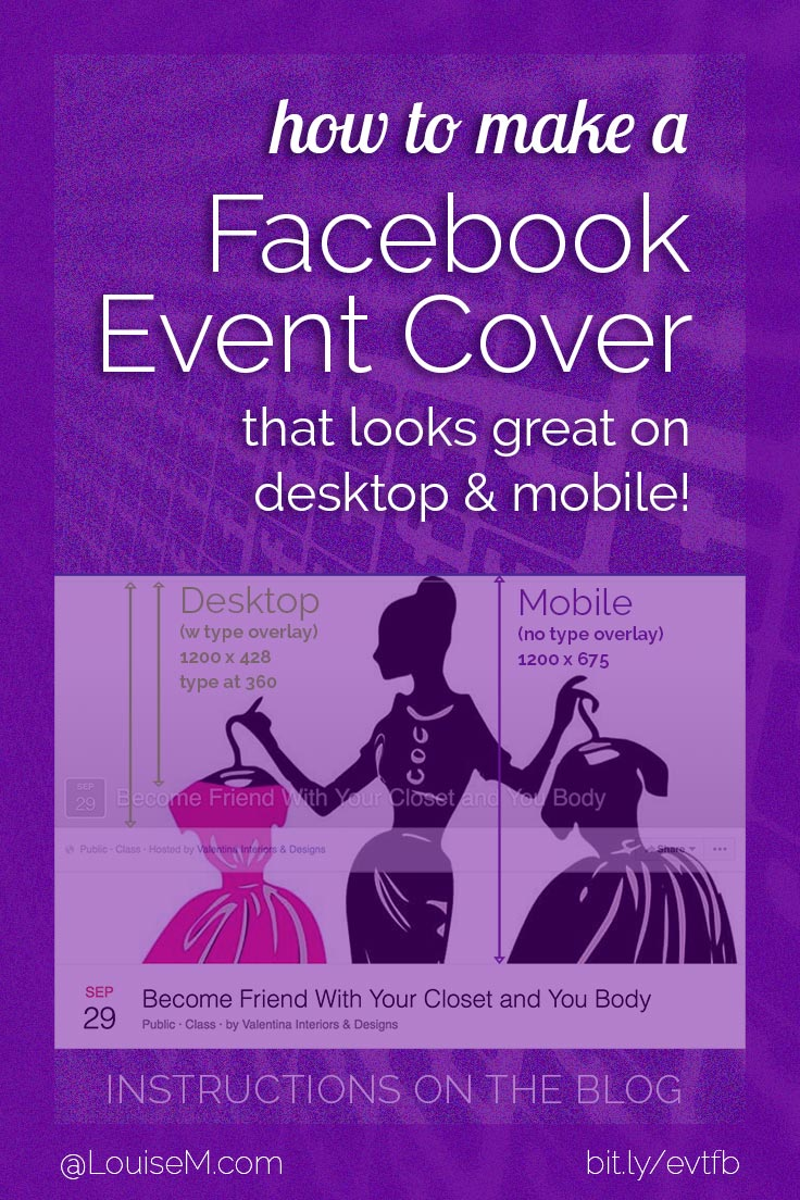 What's the Correct Facebook Event Image Size? Fall 2017