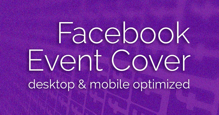 Whatu0027s The Correct Facebook Event Image Size?
