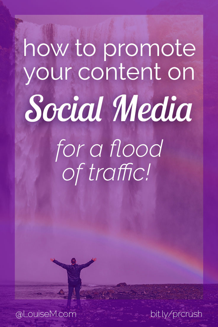 Here's how to do content promotion on social media for maximum effectiveness. Don't miss these business-building tips! Click through to blog.