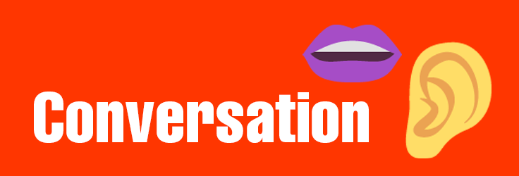 Conversational Social Media Post Ideas banner