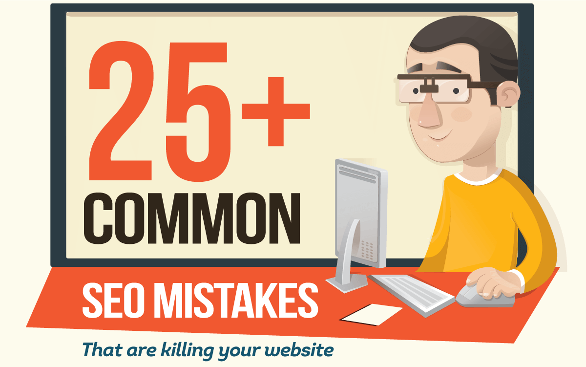 Are These Common SEO Mistakes Killing Your Website?