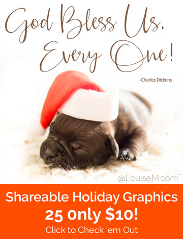 Connect with Your Prospects with Quality, Shareable Holiday Graphics