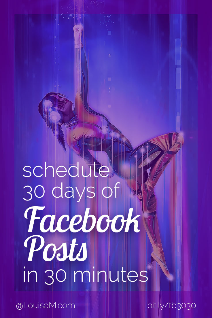 Scheduling Facebook posts saves tons of time! Learn how to schedule Facebook posts fast and FREE, so you never miss an opportunity to reach your audience.