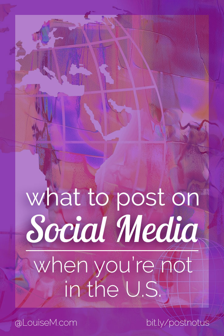 "Wonder what to post on social media if you're not US-based? Or how those ""best time to post"" times relate to you? Figure it out in minutes with these tips!"