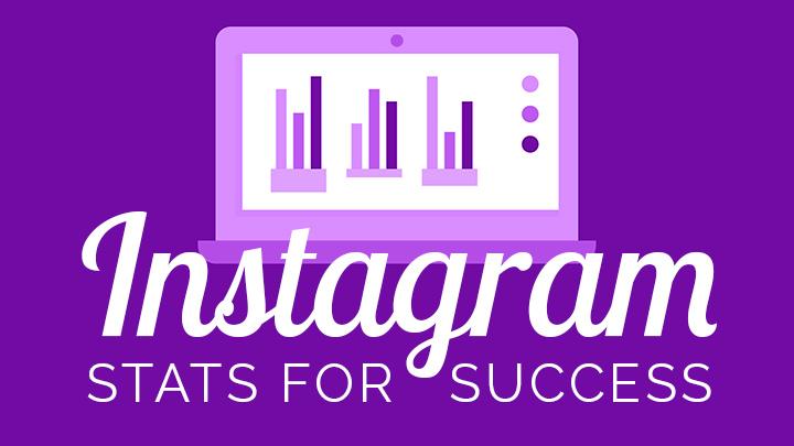 Instagram Stats or 2019 header