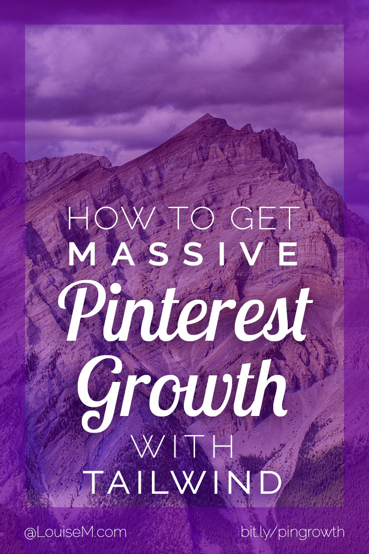 Looking for Pinterest growth? Smart move. Learn how to use Tailwind to grow your Pinterest followers and website traffic.