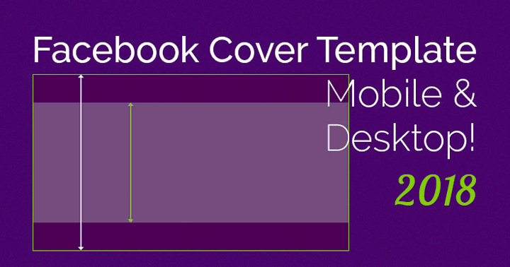 Ingenious! Facebook Cover Photo Mobile AND Desktop Template