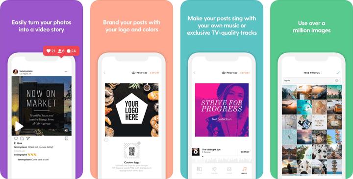 Story Swag app for Instagram