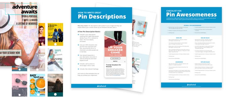 Pinterest Perfect Pins Toolkit