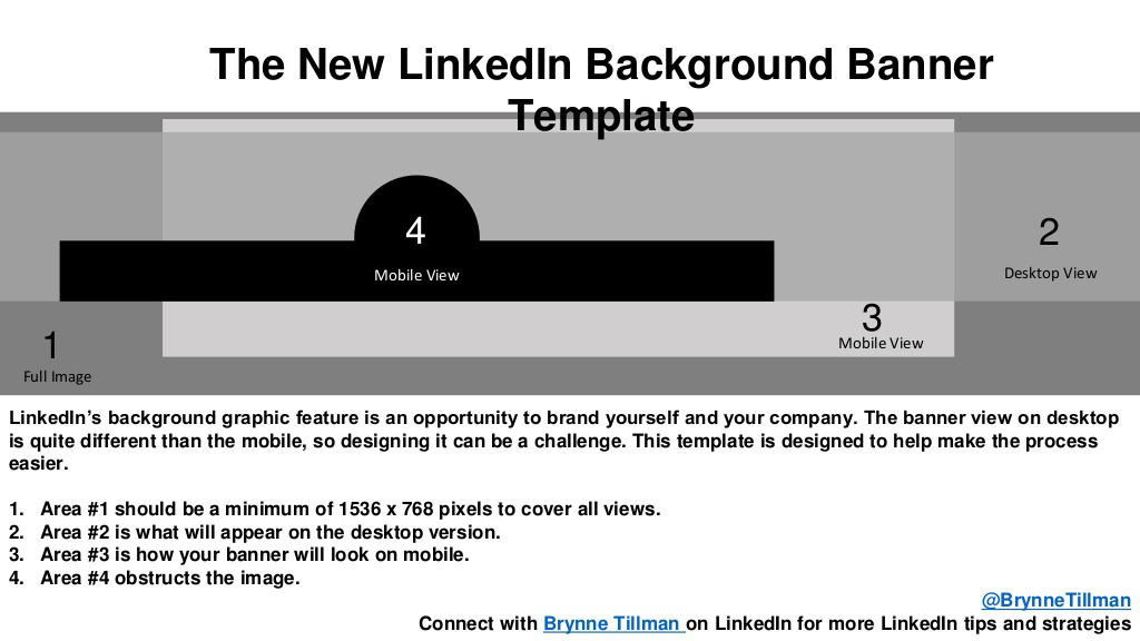 Heres A Linkedin Company Cover Photo Template From Breanna Tillman That A Reader Shared Download