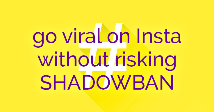 Now you can expand your reach to potential followers and customers on Instagram, without the risk of being shadowbanned for the wrong hashtag.